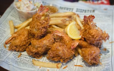 Five fixes for a fried shrimp craving